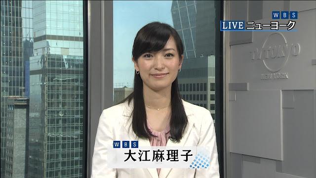 大江麻理子さん「こちらに来てから、ずっと身につけているピアスは、さまぁ~ずのお二人にプレゼントしていただいたものです。」