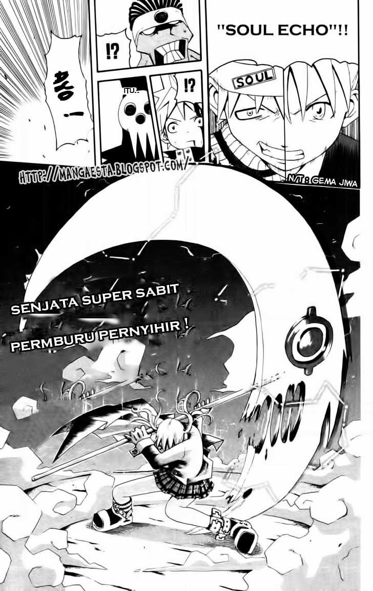 Dilarang COPAS - situs resmi www.mangacanblog.com - Komik soul eater 001 2 Indonesia soul eater 001 Terbaru 161|Baca Manga Komik Indonesia|Mangacan