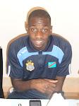 L'international congolais Yannick Bolasie/Ph. Jerry Angengwa