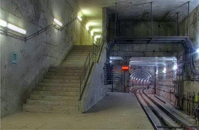 метро и системой Д-6,