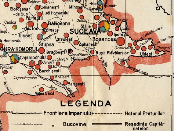 Ce-are Cornu Luncii cu Bucovina?