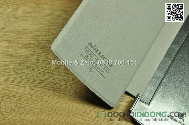 Bao da Oppo Find 5 Mini R827 Nillkin Fresh