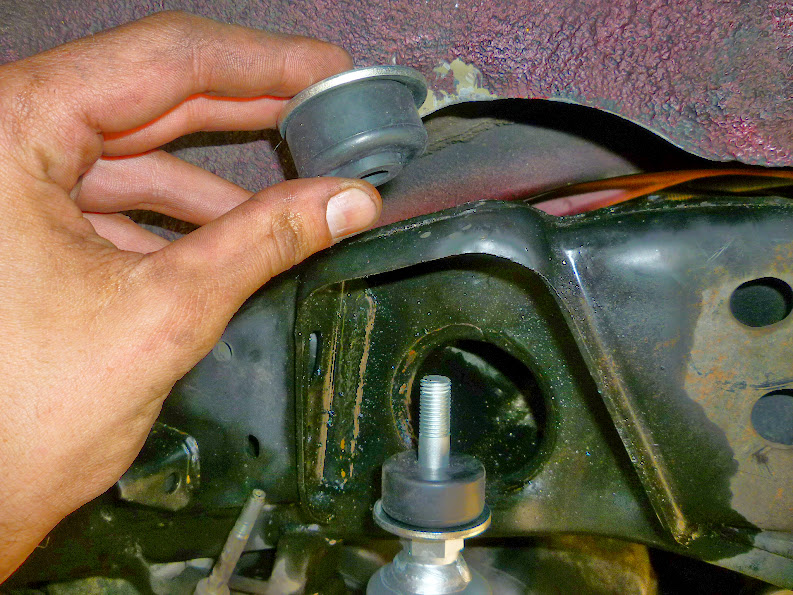 Bilstein Amp Fj Suspension Install Write Up Toyota