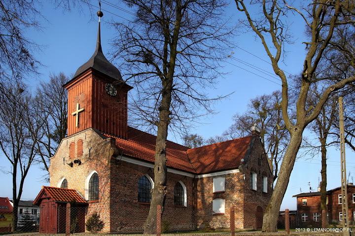 Przewodnik: Pręgowo – Kościół Bożego Ciała SkarbyKaszub.pl