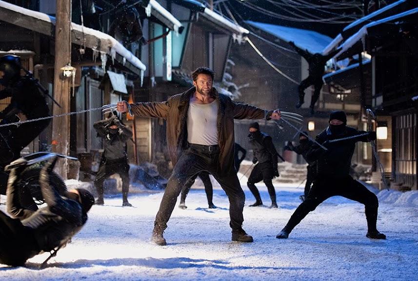 Baixar Filme Wolverine Imortal01 Wolverine Imortal (The Wolverine) (2013) DVDRip AVi Dublado