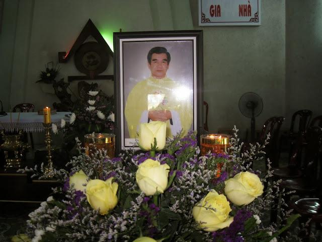 Thánh lễ giỗ giáp hai năm Cha Augustinô Mai Hứa