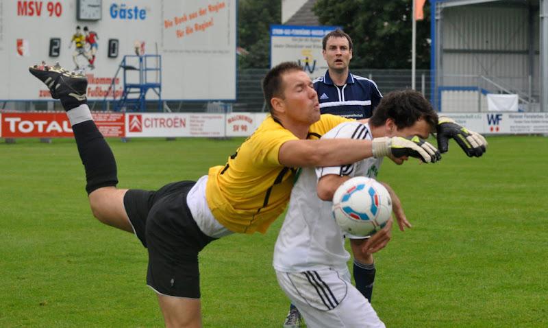 2. Spieltag: Malchower SV 90 II - TSG Neustrelitz II DSC_0419
