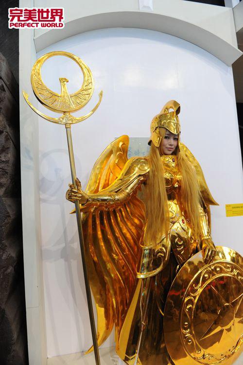 Chiêm ngưỡng nữ thần Athena tại Chinajoy 2012 9