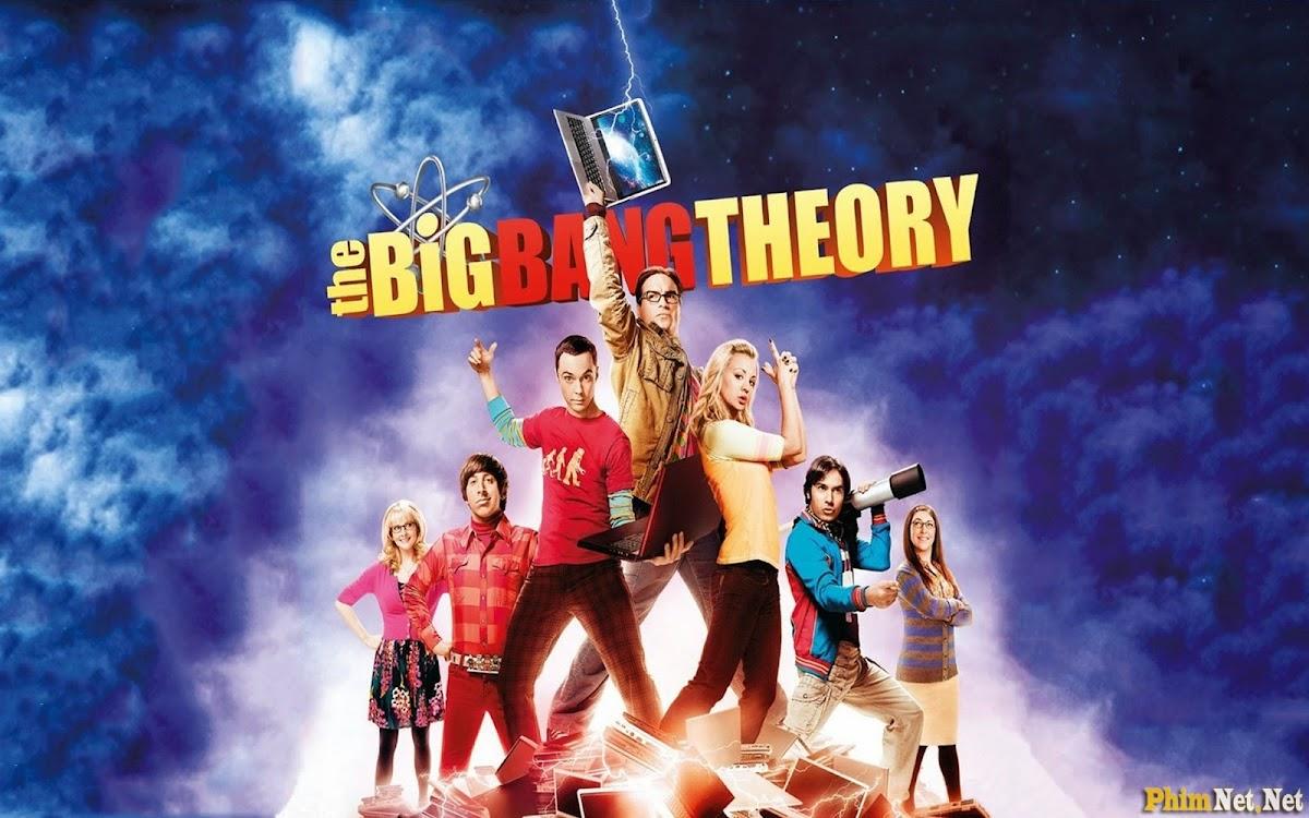 Xem Phim Vụ Nổ Lớn Phần 6 - The Big Bang Theory Season 6 - Wallpaper Full HD - Hình nền lớn