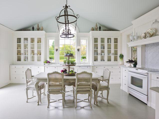 Decoradelivery decora o del cias e delicadezas deu for Kitchen ideas not white