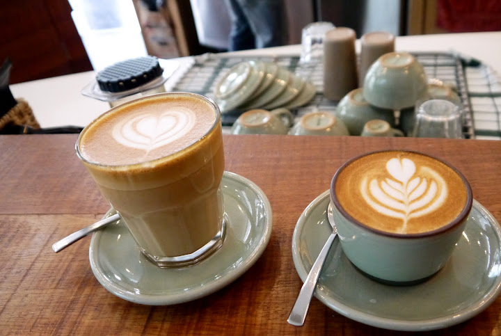 Cafe Latte Rawcoffee