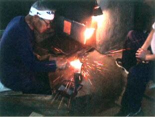 Японские ножницы ручного изготовления