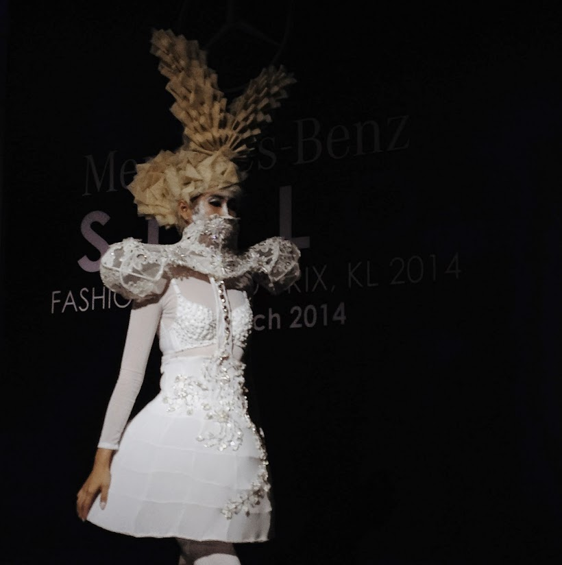 Mercedes-Benz Fashion Grand Prix 2014