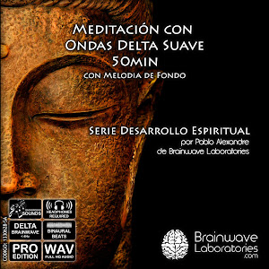 Meditación Delta Suave con Melodía de fondo 50min