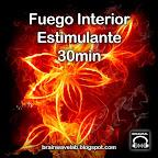 Fuego Interior Estimulante - 30min