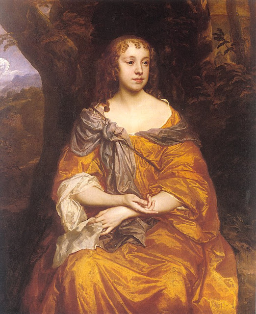 Peter Lely - Miss Wharton