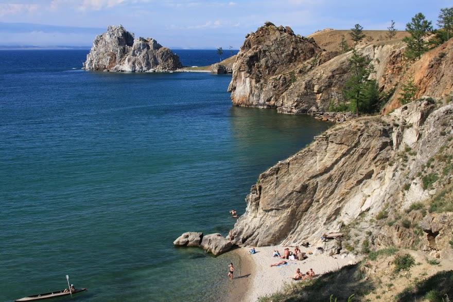Visitar a ILHA DE OLKHON, uma ilha paradisíaca no LAGO BAIKAL   Rússia