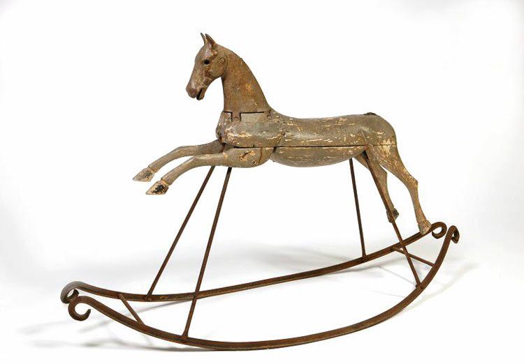 лошадки, антиквариат, игрушки, детство, музей детства