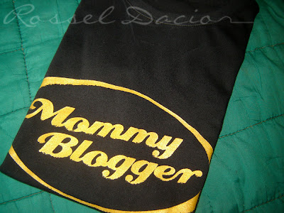 black Mommy Blogger shirt