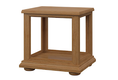 Edinburgh End Table