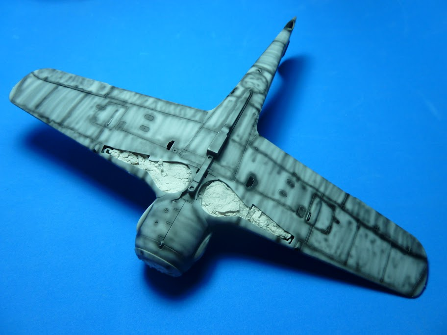 FINALIZADO 24/6 - Focke Wulf Fw 190 A-8 Tamiya 1:48 P1040788