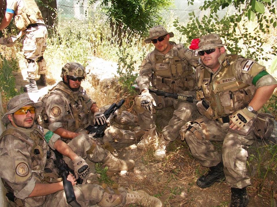 """Fotos de """"THE FINAL WAR"""". La Granja. 23-06-13 PICT0121"""