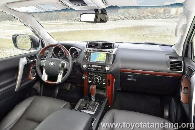 Toyota Land Cruiser Prado TXL 2014 2015 Nhập Khẩu Nhật Bản 2