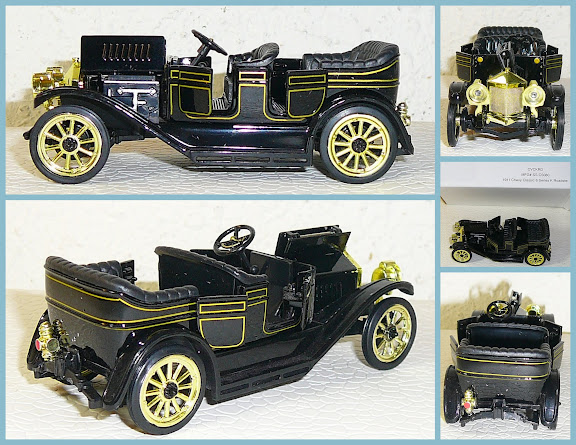 National Motor Museum Mint 1911 Chevy Classic 6 Series K Roadster New in Box