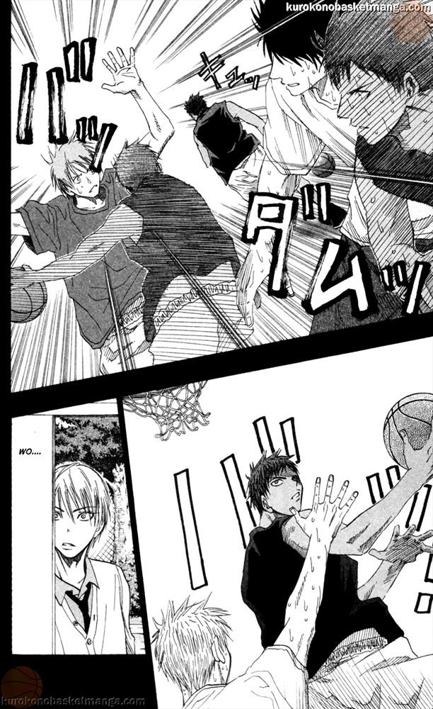 Kuroko no Basket Manga Chapter 64 - Image 4