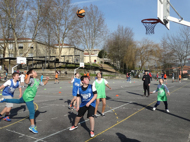 torneio de basquetebol