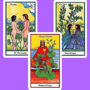 The Kaballah In Relation To The Tarot