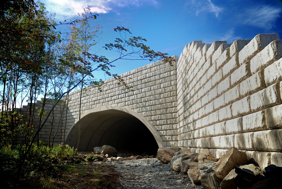 halifax retaining walls