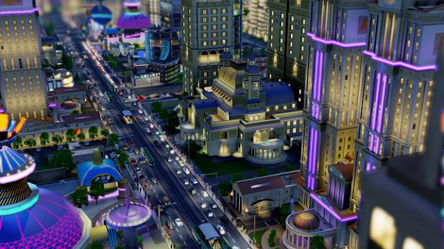 SimCity PC Hileleri