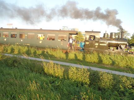 150km en ligne! Amsterdam-Leeuwarden: 22-23/6/2013 DSC02581