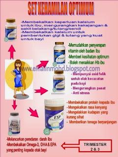 set hamil untuk diabetis