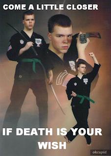funny samurai picture