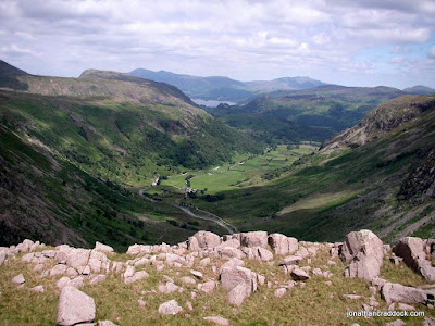 Ascent of Seathwaite Fell, via Gully A