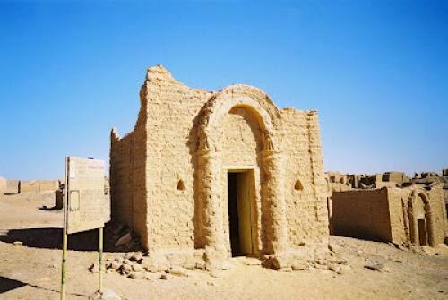 Night In The Western Desert Egyptian Deserts