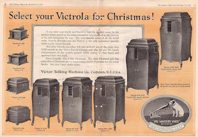 1919 RCA Victrola