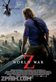 Thế Chiến Z - World War Z (2013) Poster