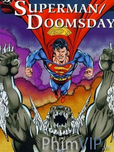 Ngày Tàn Của Siêu Nhân ? - Superman: Doomsday poster