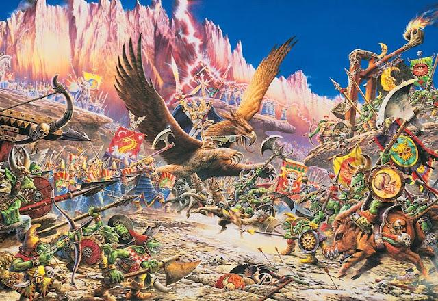 Warhammer 4ª Edición