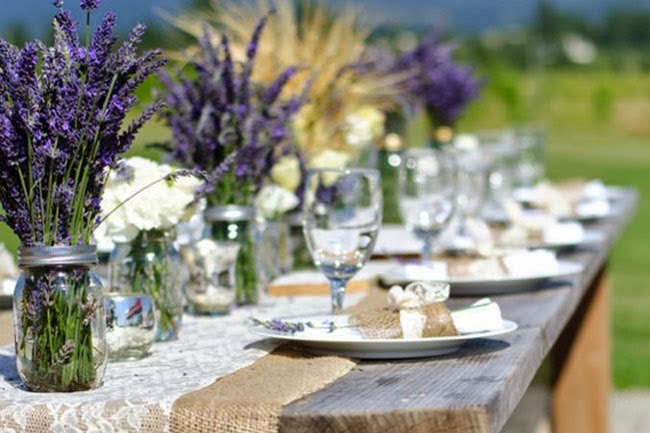 Long tables wedding reception surprising elegance intimacy glass jars wedding ideas junglespirit