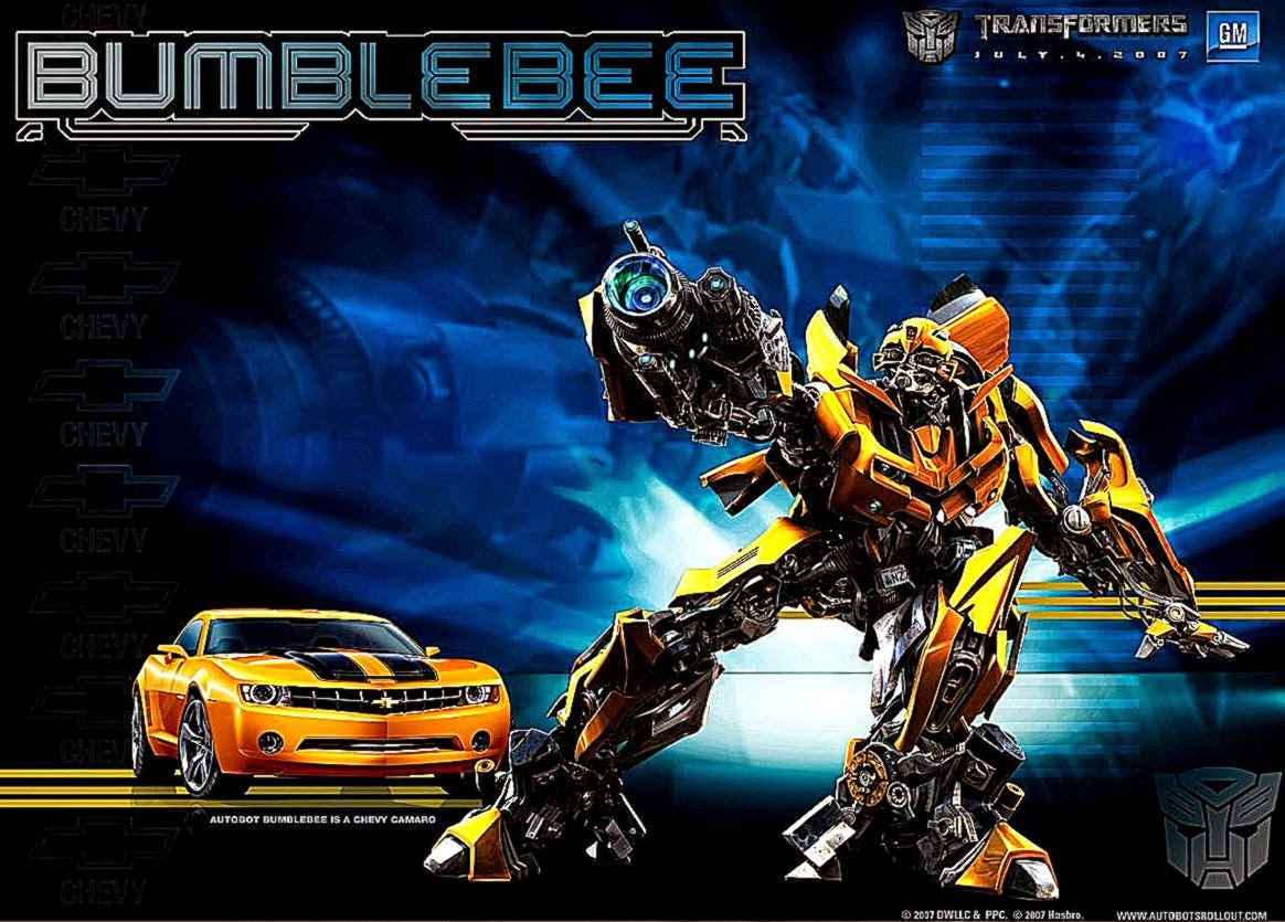 Chevrolet camaro in transformers movie wallpaper best - Transformers desktop backgrounds ...