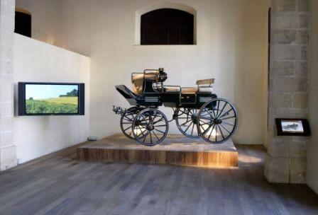 Museo del Enganche (foto cedida por la Real Escuela)