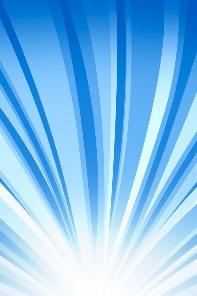 iPhone4S Wallpapers Blue Abstract