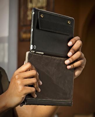 BookBook for iPad mini:背面カメラ利用時