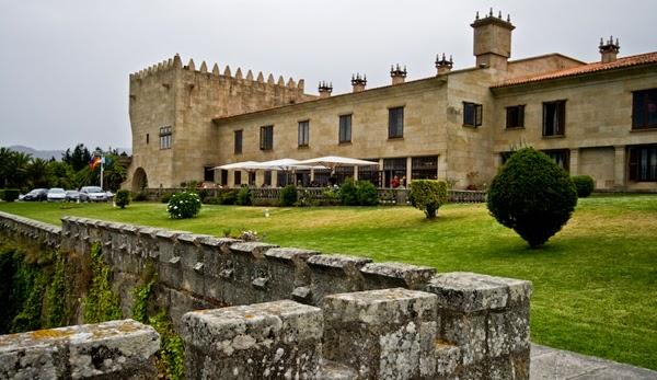 Parador de Baiona (Pontevedra)