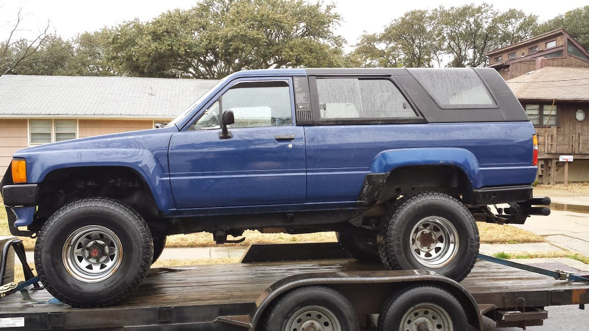 A Toyota Followed Me Home Today Tidewater Fourwheelers