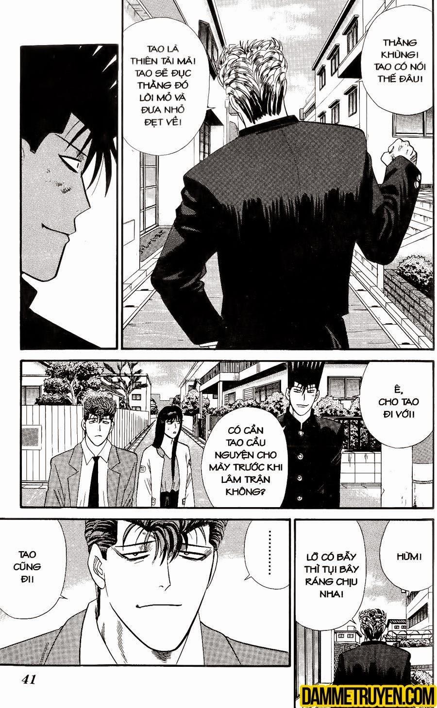 Cặp Bài Trùng – Kyou Kara Ore Wa chap 360 Trang 16 - Mangak.info